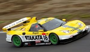HONDA NSX_R SUPER GT CLASS